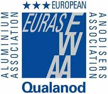 Logo calidad Qualanod Ventaluxe Ibérica