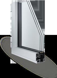 Puertas y ventanas practicables Serie 75 HO Ventaluxe Ibérica