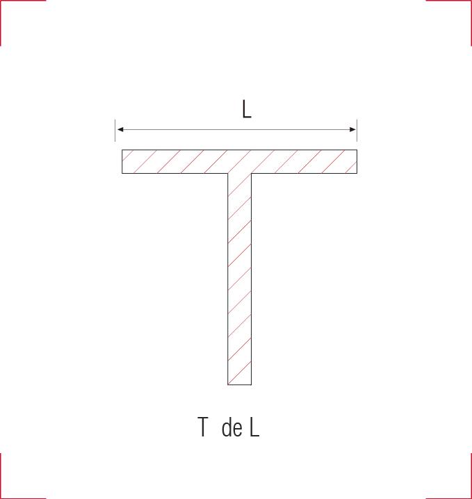 Imagen perfil normalizado FORMA DE T
