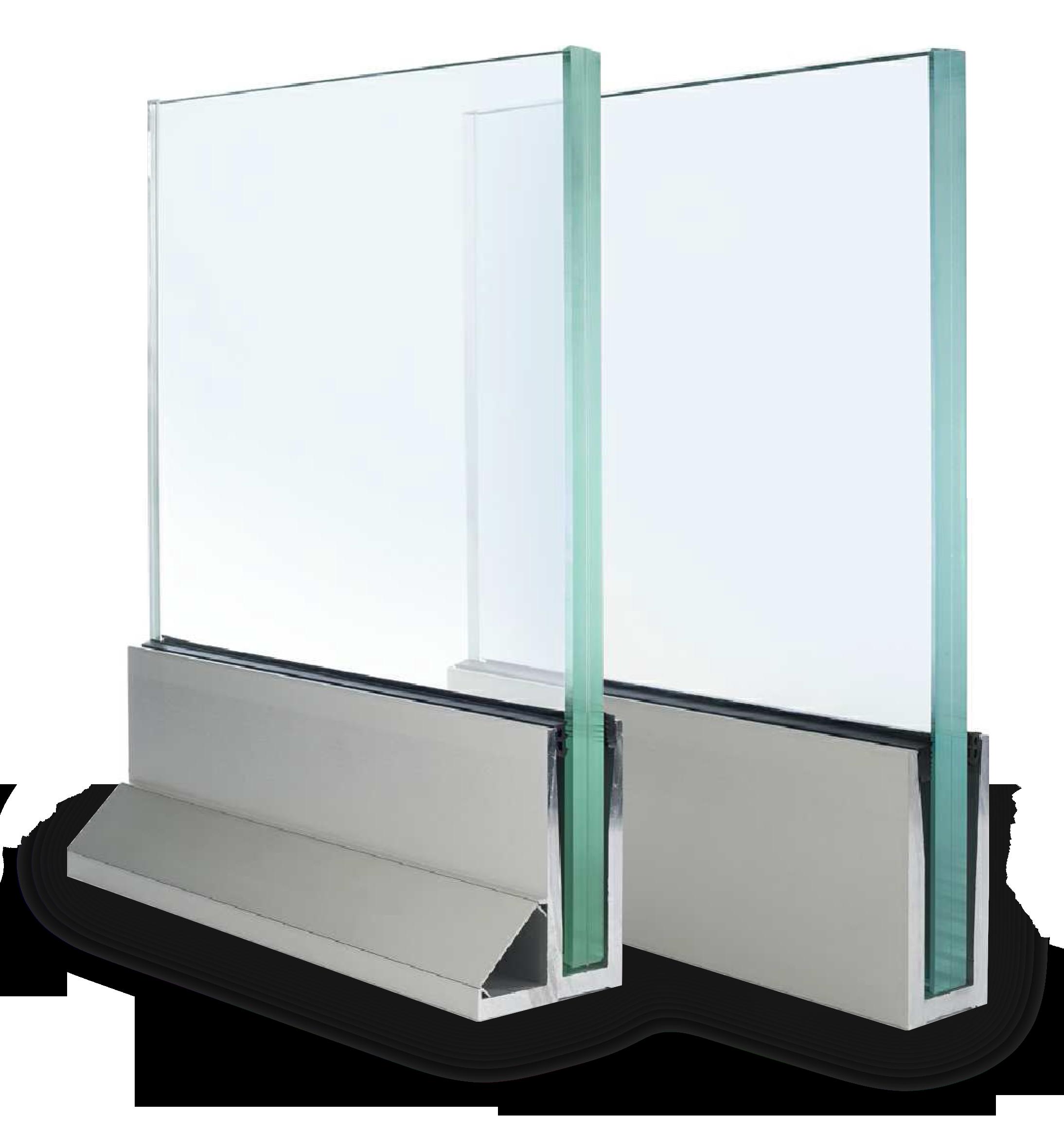 Barandilla cristal infinity ventaluxe ib rica - Barandilla de aluminio ...